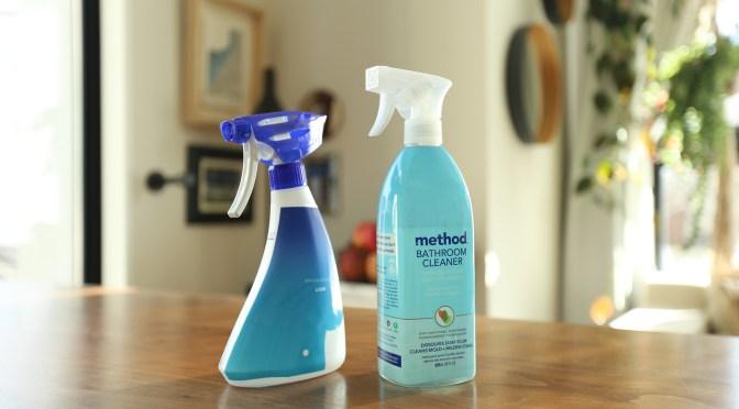 めんどうなお風呂掃除、どうしてる?こすり洗い不要の洗剤が、やっぱり便利すぎる
