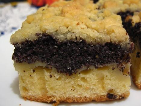 Mákos-sütemény