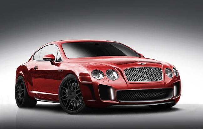 Bentley Continental GT Imperium