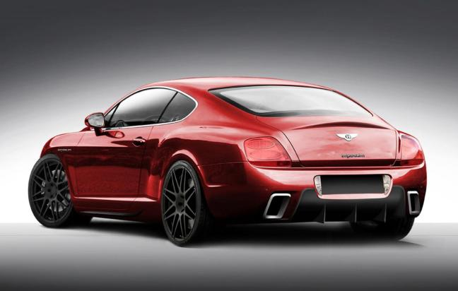 Bentley Continental GT Imperium