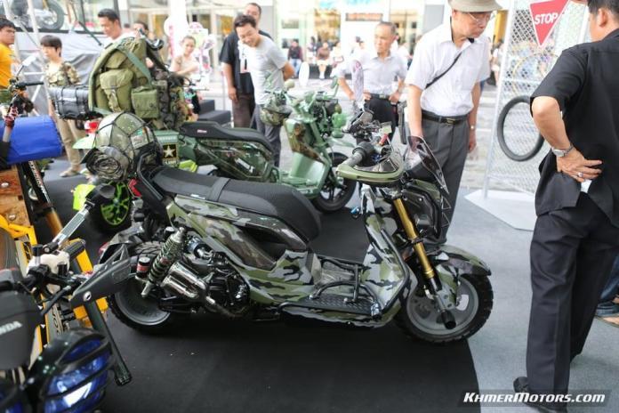 Zoomer-X designs in Honda's Mocye Idea Challenge (101)