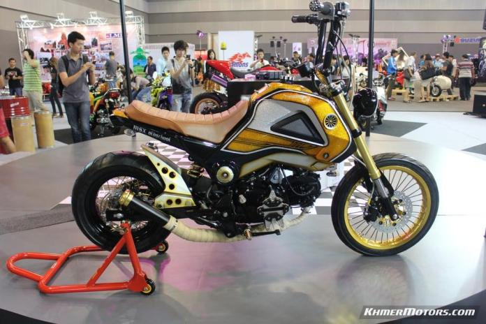 Zoomer-X designs in Honda's Mocye Idea Challenge (135)