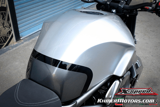 Custom Suzuki Bandit 1200 (8)