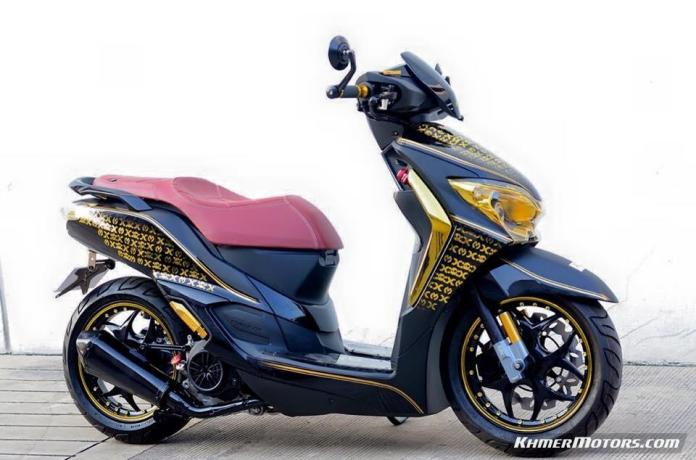 Honda Moove custom modified (21)