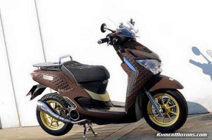 Honda Moove custom modified (5)