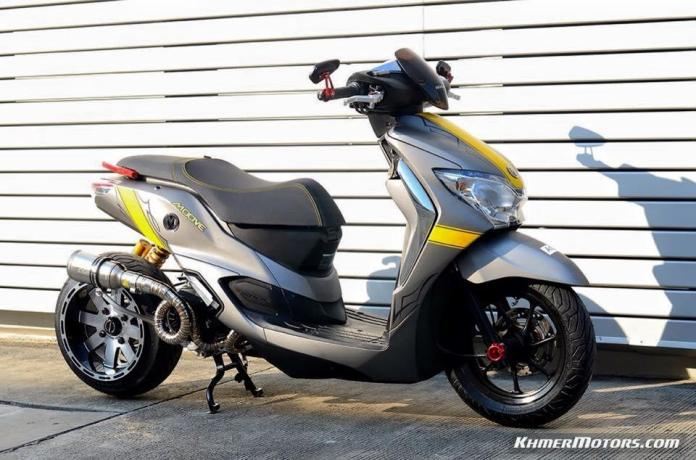 Honda Moove custom modified (9)
