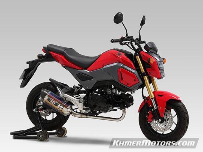honda-grom-exhaust-r-77s-yoshimura-muffler-carbon-titanium-msx-msx125sf-motorcycle-mini-naked-sport-bike-1