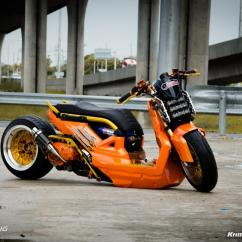 Honda Zoomer X Wiring Diagram Mg Tc Custom Orange Style Khmer Motors