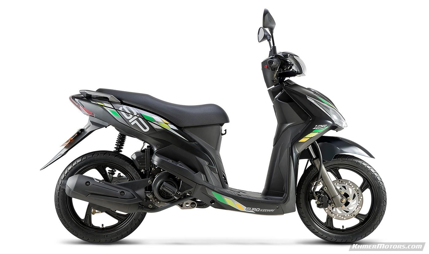 Keeway sip 125 2018 khmer motors for Sip prices