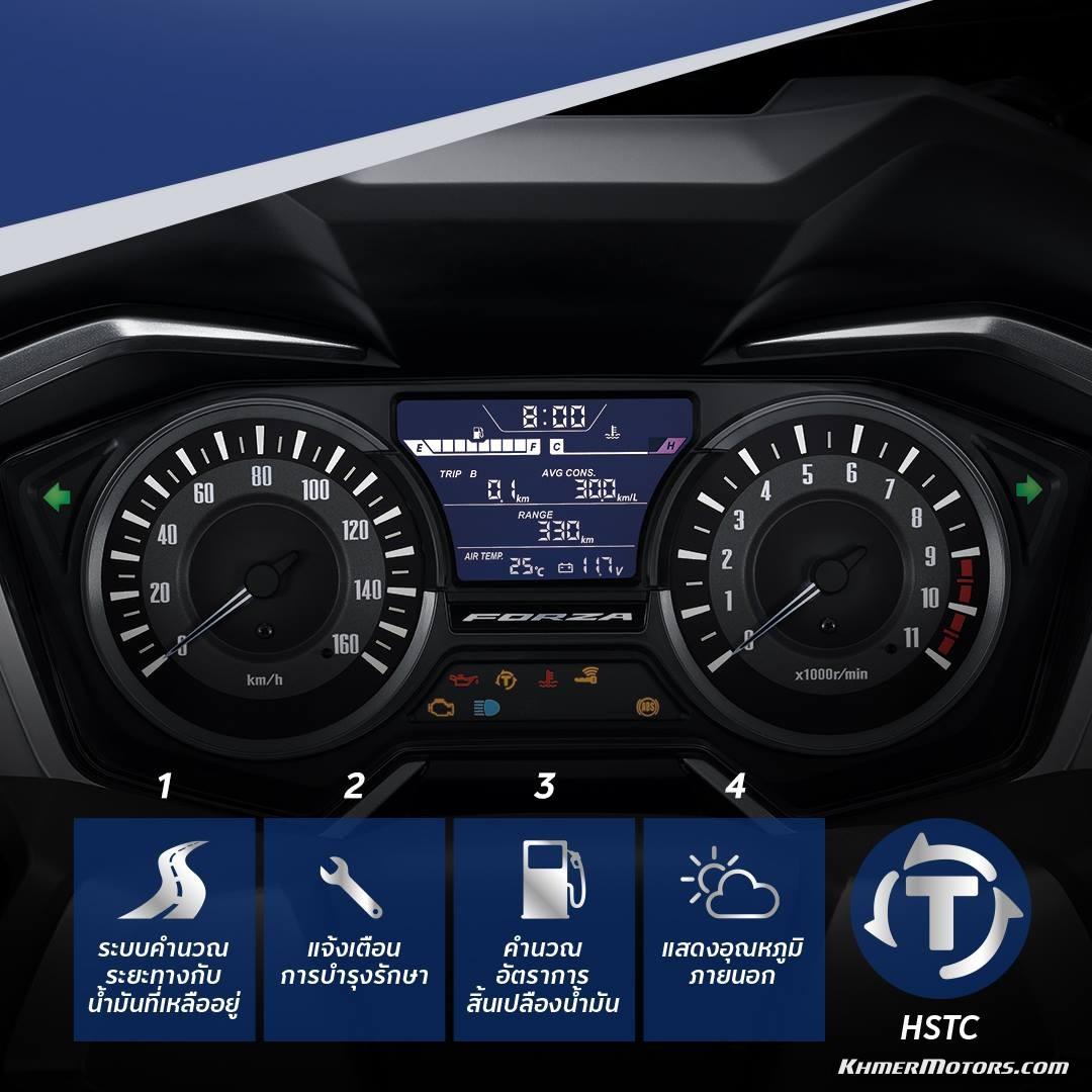 Honda Forza 300 2019 >> Honda Forza 300 2018 (35) - Khmer Motors