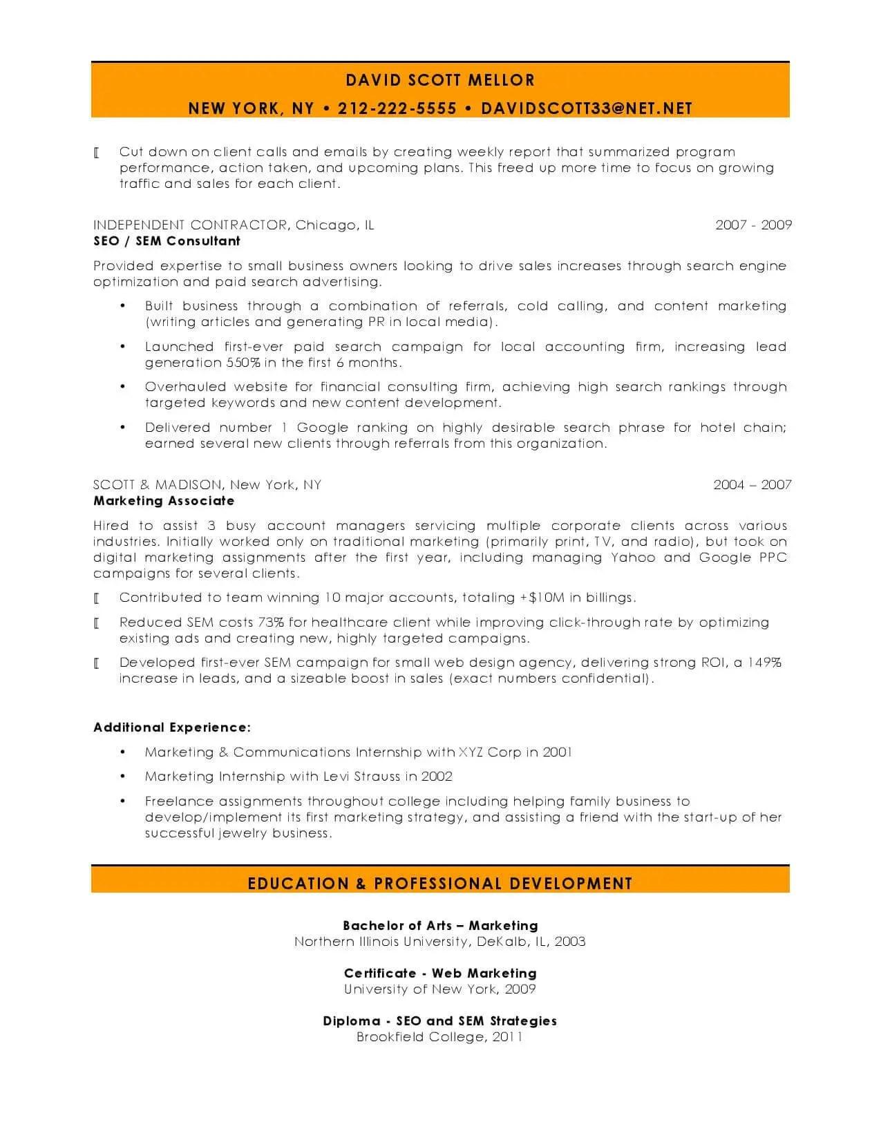 social media intern resume samples bio data maker social media intern resume samples social media intern internships 10 marketing resume samples hiring managers will