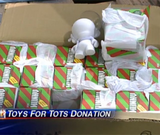 Art Toys For Tots