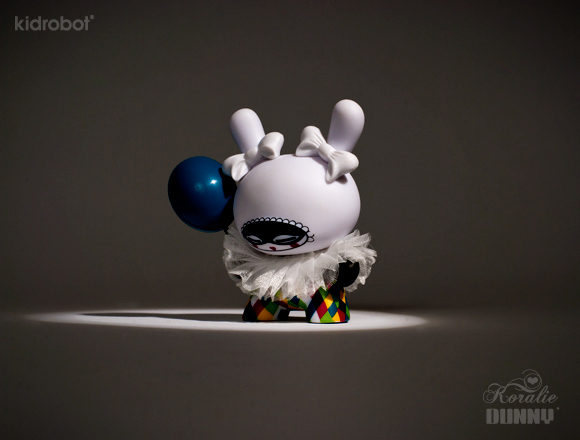 Arlequine Dunny
