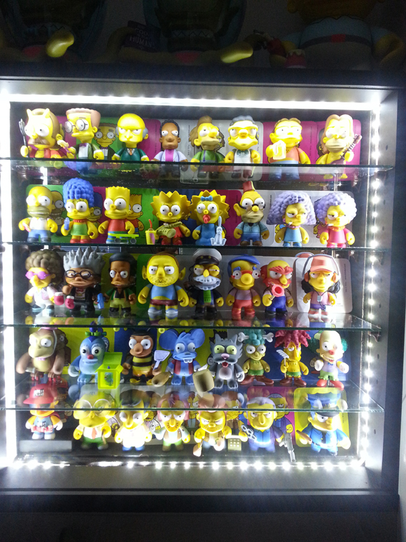 HED568s Amazing Simpsons Collection Kidrobot Blog