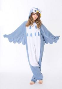 Owl Kigurumi