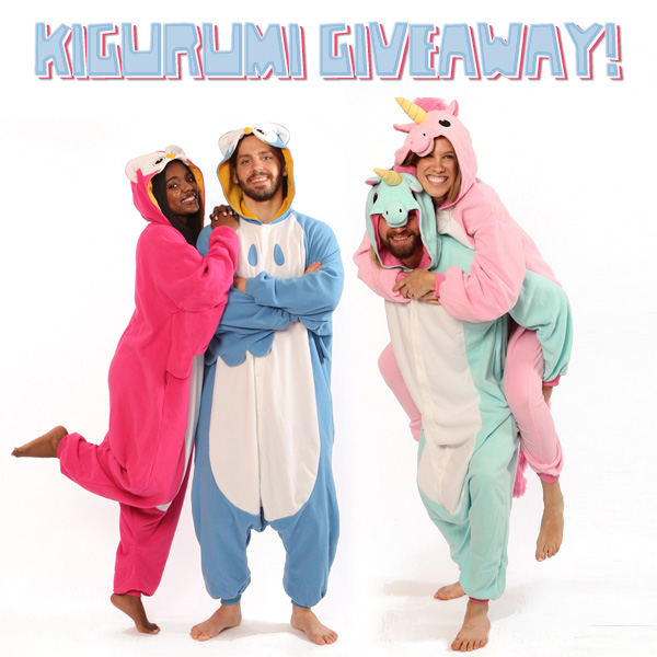 Kigurumi Owls and Kigurumi Unicorns, Together at Last!