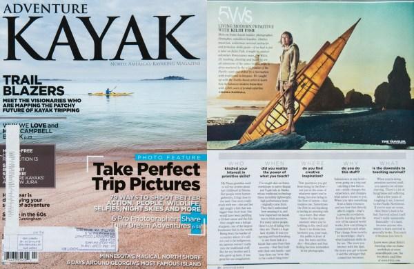 Adventure Kayak Feature