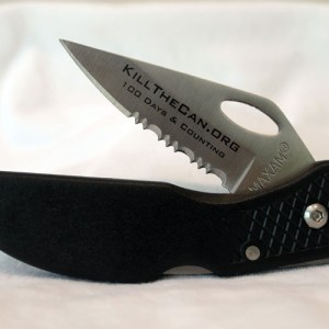 KTC Hall of Fame Knife