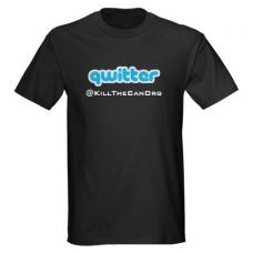Qwitter Dark T-Shirt