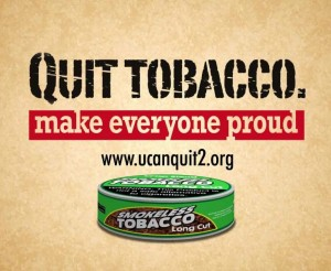 Quit Tobacco Make Everyone Proud