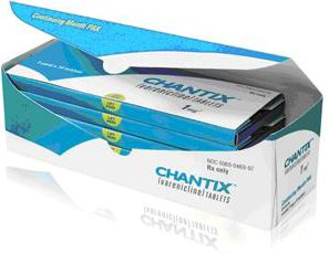 Chantix Package