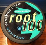 Root100 - American Ginseng Chew