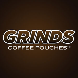 Grinds Coffee Pouches