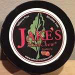 Jake's Mint Chew – Cranberry