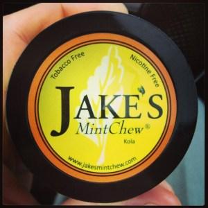 Jake's Mint Chew - Kola