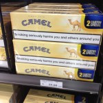 Camel Cigarettes - Smoking Serioulsy Harms You