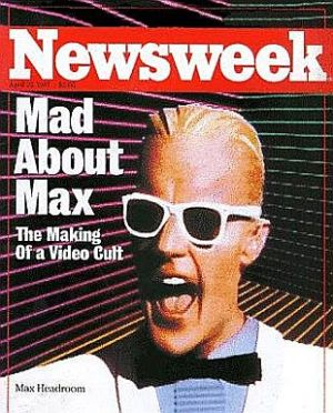 Newsweek April 1987