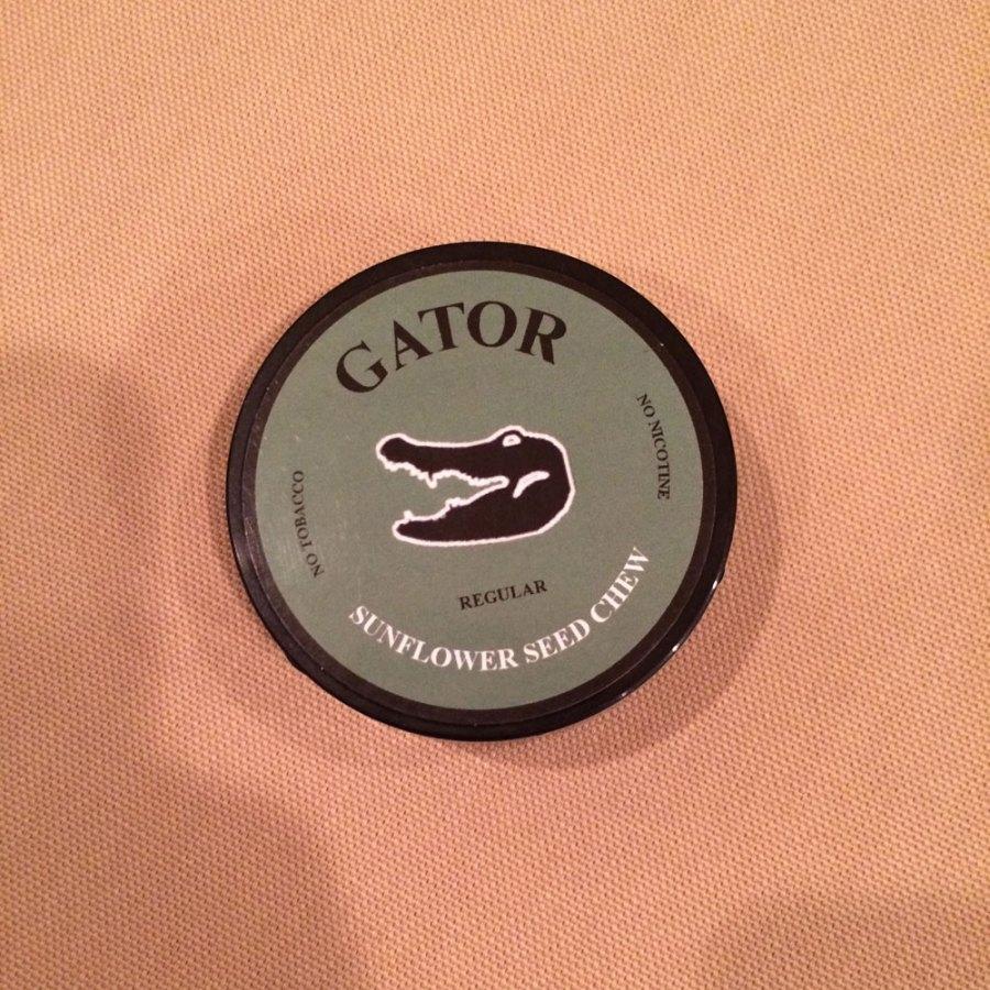 Gator Sunflower Seed Chew - Regular