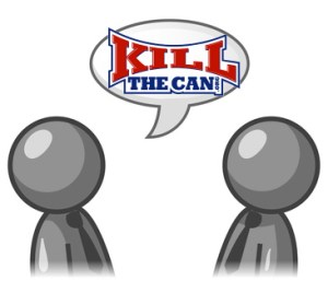 KillTheCan.org Chat
