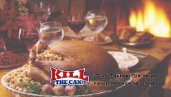 Thanksgiving KillTheCan.org