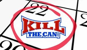KillTheCan Today