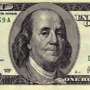 One Hundred - Ben Franklin