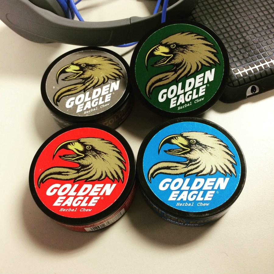 Golden Eagle - 4 Cans