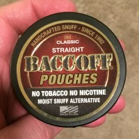 BaccOff Classic Straight Pouches