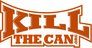KillTheCan Orange Logo