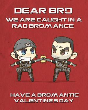 Valentine Bromance