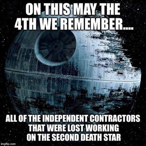 May The 4th - Star Wars