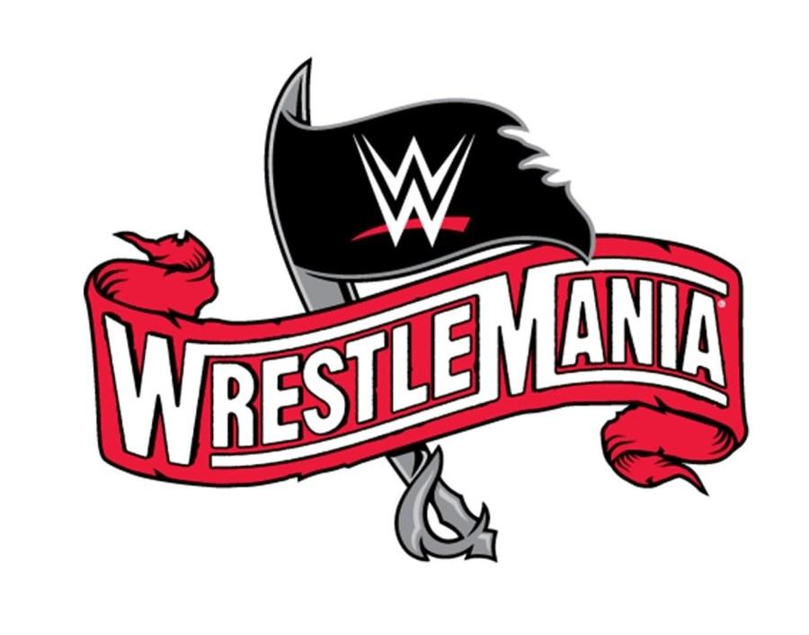 WrestleMania 36 Logo 2020