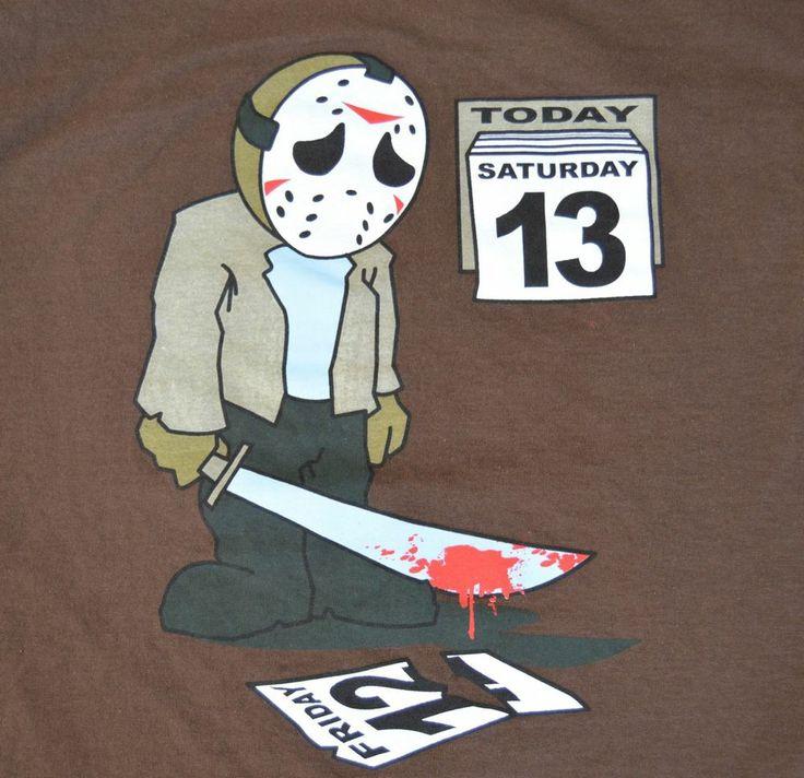 Saturday the 13th