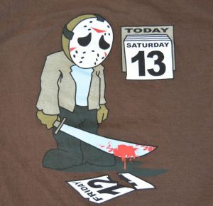 Saturday the 13th
