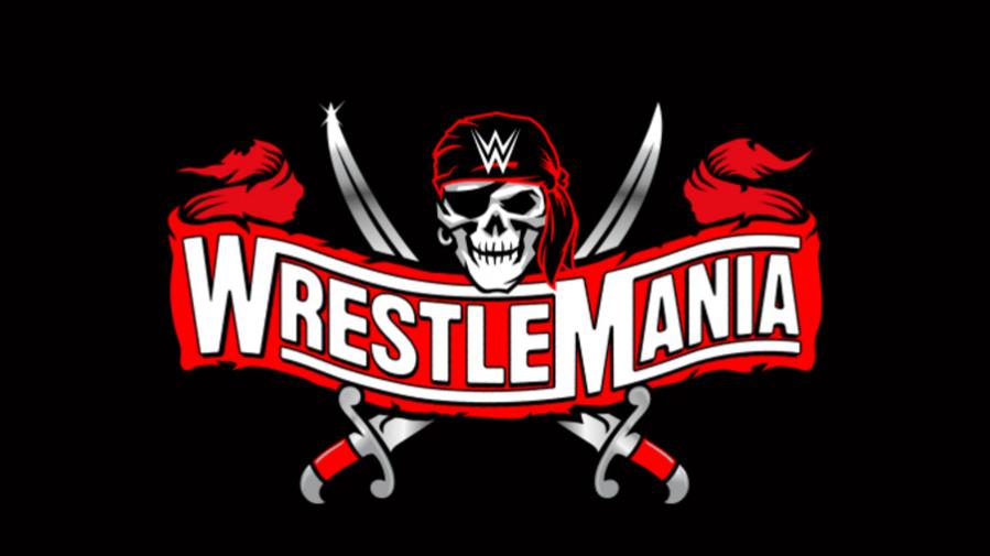 WrestleMania 37 Logo 2021
