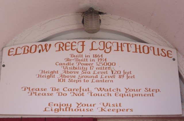 The sign above the entrance