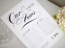 How to Write Your Own Wedding Vows | The King And Prince Blog