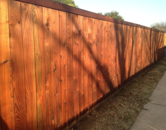 fence-stain