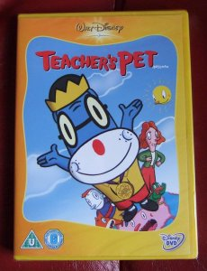 Teacher's Pet DVD Front Cover