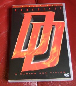 The Daredevil Director's Cut DVD. Or so I thought.